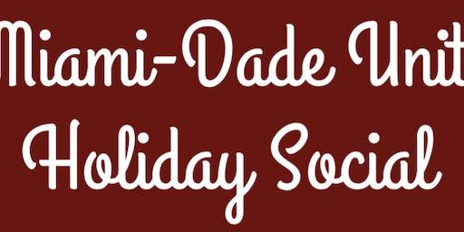 NASW Holiday Social