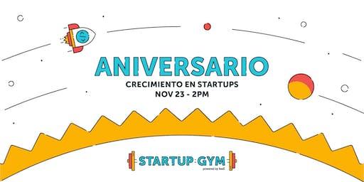 Huli Startup Gym: Crecimiento en startups