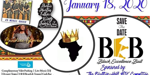2nd Annual Black Excellence Ball