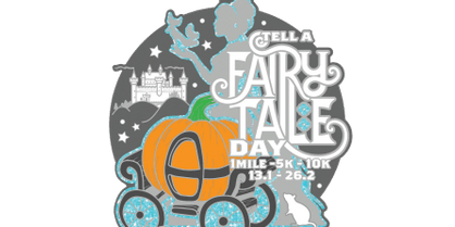 2020 Tell a Fairy Tale 1M, 5K, 10K, 13.1, 26.2 – Cincinnati