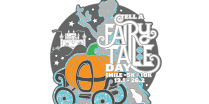 2020 Tell a Fairy Tale 1M, 5K, 10K, 13.1, 26.2 – Cincinnati