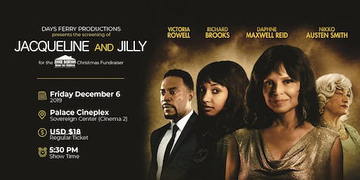 """Victoria Rowell's """"Jacqueline and Jilly"""" Benefit Screening"""