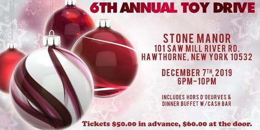 Copy of Exquisite Foundation 6th Annual Toy Drive