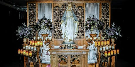 Day 2: Novena for Families, Virtue of Faith tickets