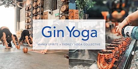Gin Yoga tickets