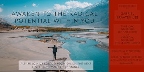Higher Brain Living - Awaken to the Radical Potential Within You tickets