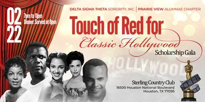 4th Annual PVAC DST Touch of Red Scholarship Gala