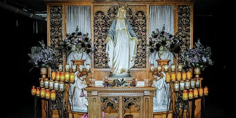 Day 3: Novena for Families, Gift of Counsel tickets
