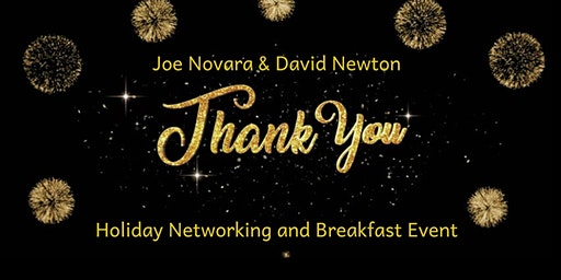 Holiday Networking and Breakfast Event