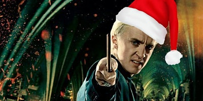 A VERY POTTER XMAS: Harry Potter Trivia in MORDIALLOC
