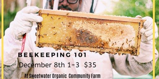 Beekeeping 101 & Beyond