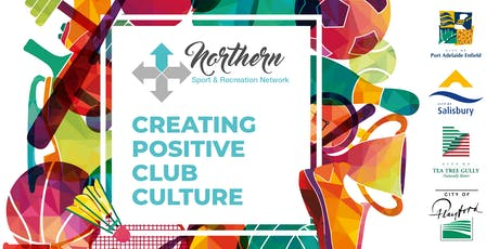 Creating Positive Club Culture Forum tickets
