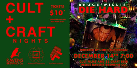 Cult & Craft: Die Hard tickets