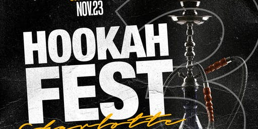 Hookah Fest : Day Party @ Recess Charlotte