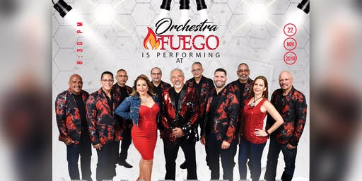 Orchestra Fuego live November 22nd at the Day Break cafe