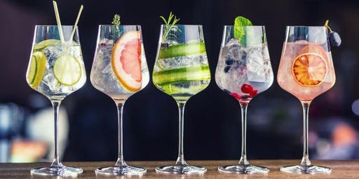February Gin Cocktail Masterclass