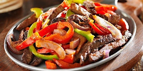 Fajita Night tickets