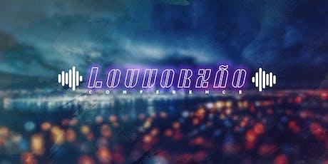 Louvorzão Conference - Vencendo Pela Fé ingressos
