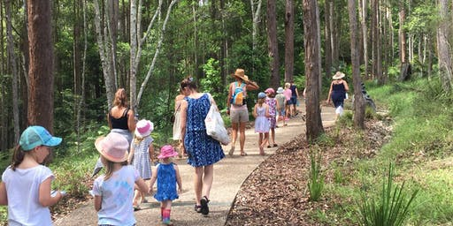 Eco-games and Bushwalk