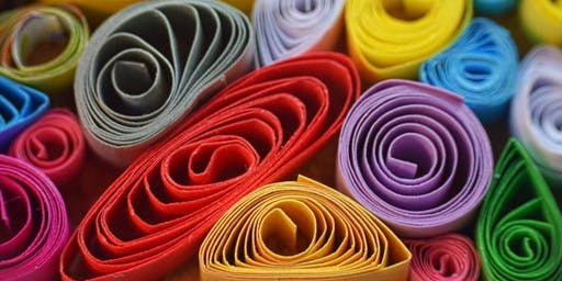 Quilling Workshop (12 - 18 years) FREE @ Waverley Library