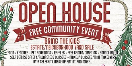 VENDORS for Estate Sale / Open House / Community Event tickets