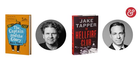 Author Dave Eggers In Conversation With Jake Tapper & Book Signing tickets