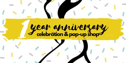 Waist Me Knot 1 Year Anniversary Pop-Up Shop