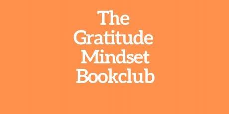 The Gratitude Mindset Book Club tickets