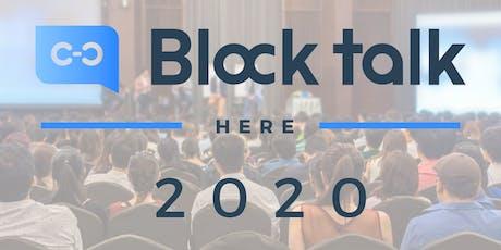 2020 Block Talk Summit tickets