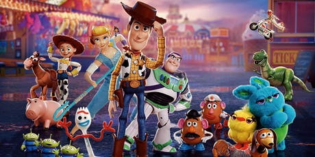 Movie Night: Toy Story 4 (All Ages) FREE @ Waverley Library tickets