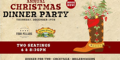 Annual Christmas Dinner Party! Four Pillars & Sierra Nevada tickets