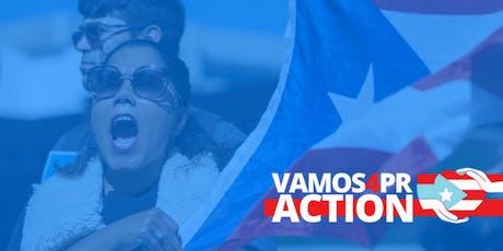 VAMOS4PR: Cómo colaborar con el futuro de Puerto Rico tickets