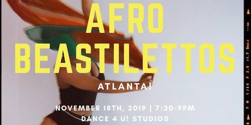 Afro Beastilettos Atlanta