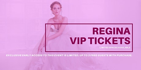 Opportunity Bridal VIP Early Access Regina Pop Up Wedding Dress Sale tickets