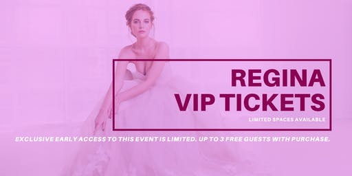 Opportunity Bridal VIP Early Access Regina Pop Up Wedding Dress Sale