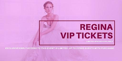Opportunity Bridal VIP Early Access Regina Pop Up Wedding Dress Sale