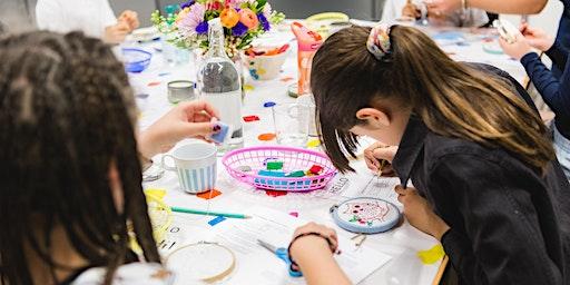 Basic Stitching Workshop (ADULTS & KIDS) - January School Holidays