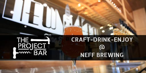 The Project Bar - Drink & DIY