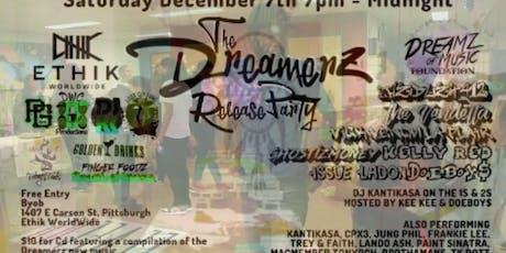 Dreamerz Release Party tickets