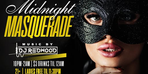 Midnight Masquerade: The Upper Echelon (21+)