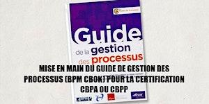 Préparation à la certification BPM CBPP® en français -...