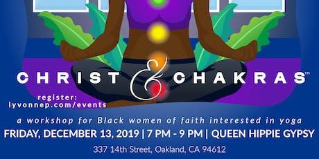 Christ + Chakras™ tickets