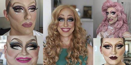 Let's Get Dragulous, Gurl! Mikey Makey's Drag Makeup Workshop
