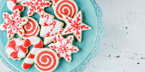 SOLD OUT - Christmas Cookies - Sanctuary Point Library