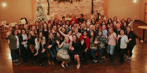 2C Women Connect  Roaring 20s  Christmas Party