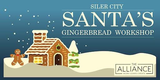 Santa's Gingerbread Workshop @ The Alliance