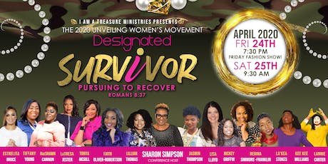 2020 The Unveiling Women's Movement tickets
