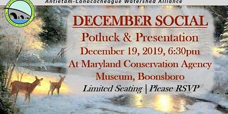 ACWA December Social tickets