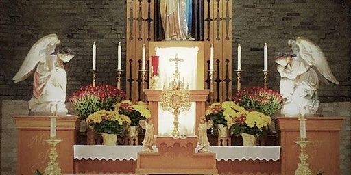 All Day Eucharistic Adoration for the Sanctity of Life at Champion Shrine