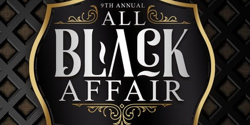 "The Black Friday ""All Black Affair"""